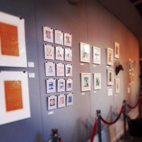 Exhibit with Waitakere Printers