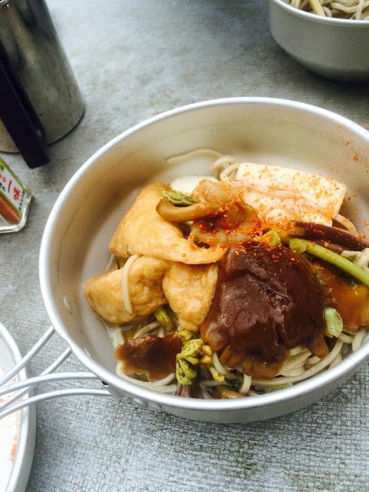 天然の山菜蕎麦 | 山料理レシピ/山ごはん共有コミュニティ ヤマメシ
