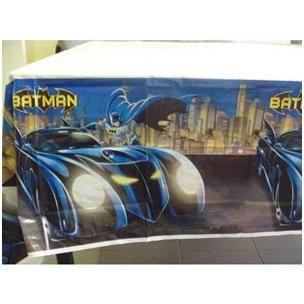 941 - Batman Tablecover  For more details, go to www.facebook.com/popitinaboxbusiness