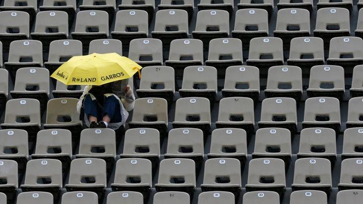 Plic plac ploc à Roland Garros