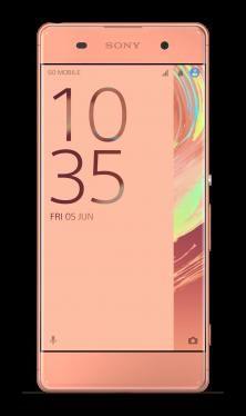 Смартфон Sony Xperia XA, Розовое золото F3111RU, P  — 16141 руб. —