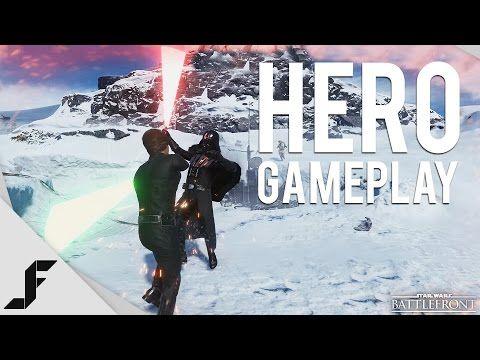 SWBF:プレイ映像が大量公開、愉快なヒーロープレイや新モード「ドロップ・ゾーン」も - http://fpsjp.net/archives/117052
