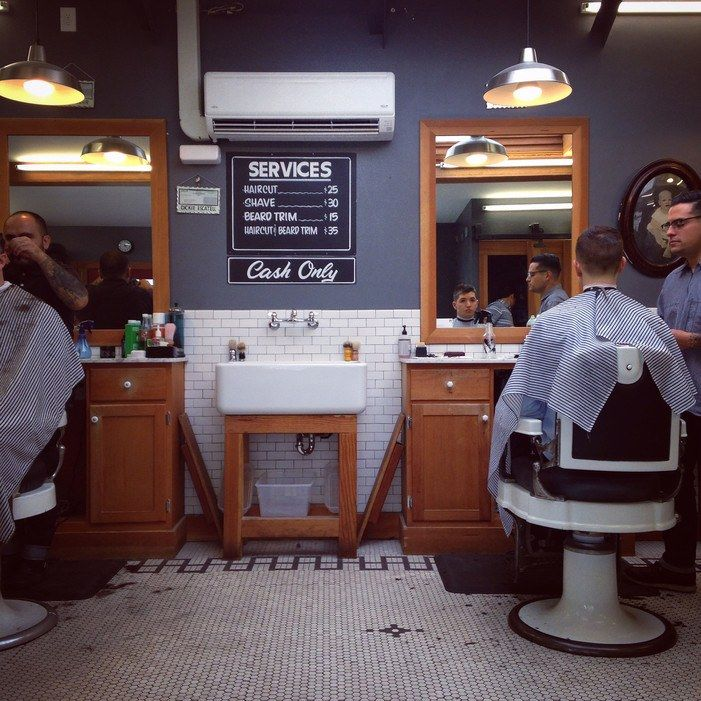 Most days, a line forms outside of this old-school barber shop, which prides itself on the craft of barbering and personable service. It's an experience from start to finish—especially when you're offered a shot of whiskey to help ease the wait. (470 49th St.; 510-761-5074)