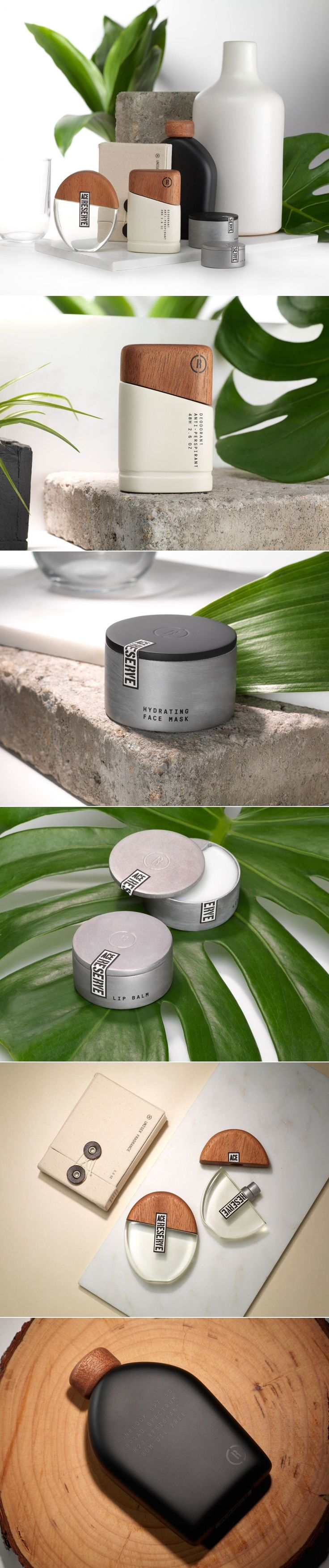 What if the Ace Hotel's Rooms Came Stocked With Their Own Line of Beauty Products? — The Dieline | Packaging & Branding Design & Innovation News