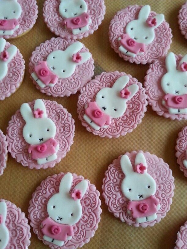 #Miffy_Cookies