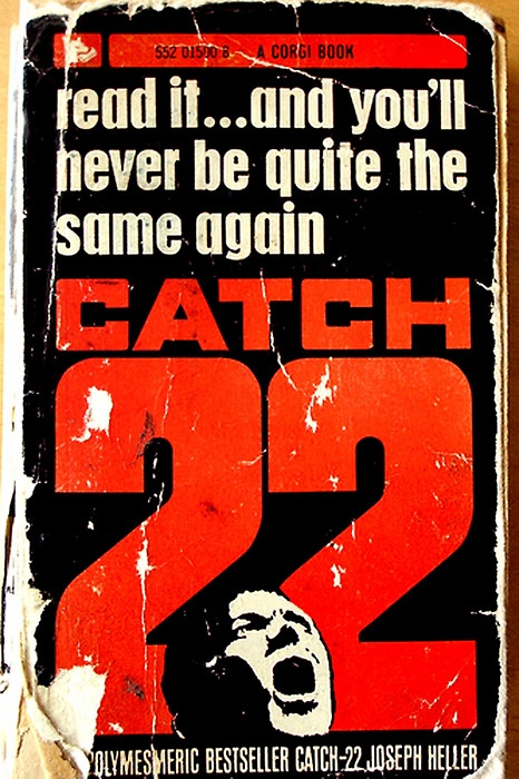 an analysis of the satire in catch 22 by joseph heller Read this english essay and over 88,000 other research documents catch 22 by joseph heller catch-22 by joseph heller no one could escape the vicious cycle of вђњcatch-22вђќ but no matter how clear the futility.
