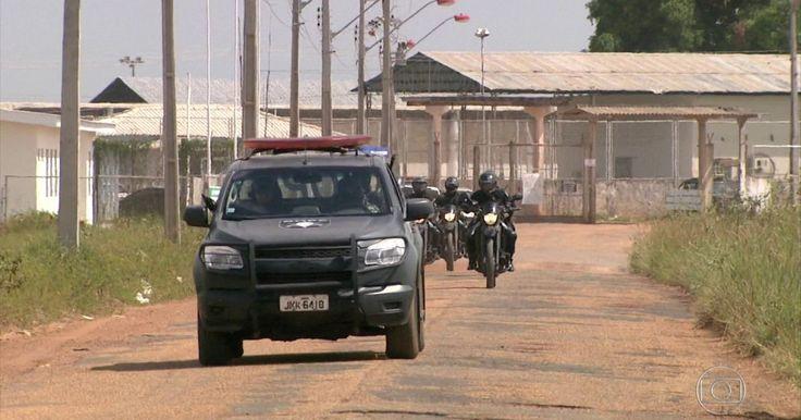 Chega a 33 o número de mortos em penitenciária de Roraima
