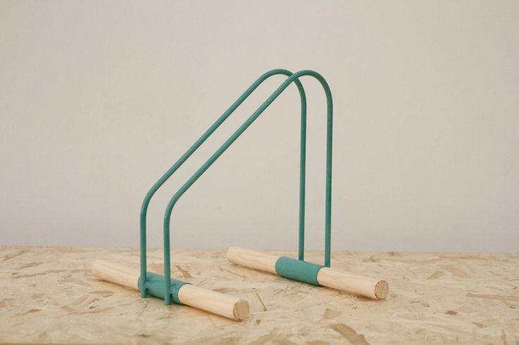 Les supports de vélos colorés Wao Bike Stand