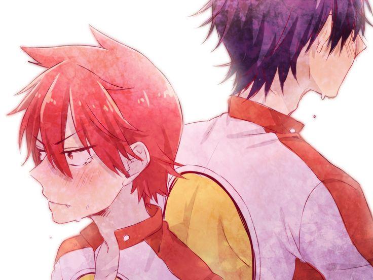 Imaizumi & Naruko | Yowamushi Pedal