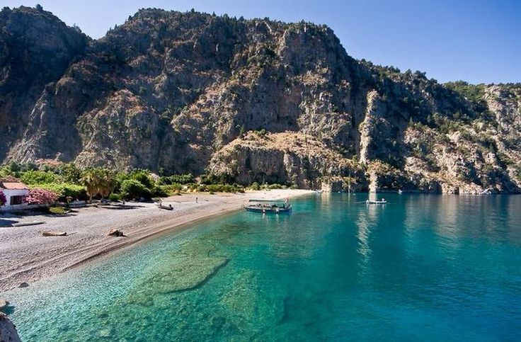 The Butterfly Valley - the piece of paradise on Earth. #oludeniz #fethiye #turkey