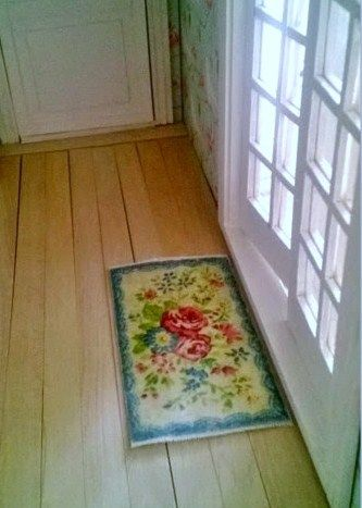 how to: image transfer rug