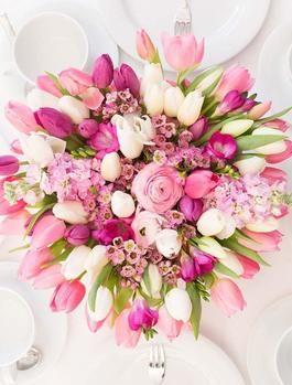 Tutoriel DIY: Réaliser un arrangement floral printanier via DaWanda.com