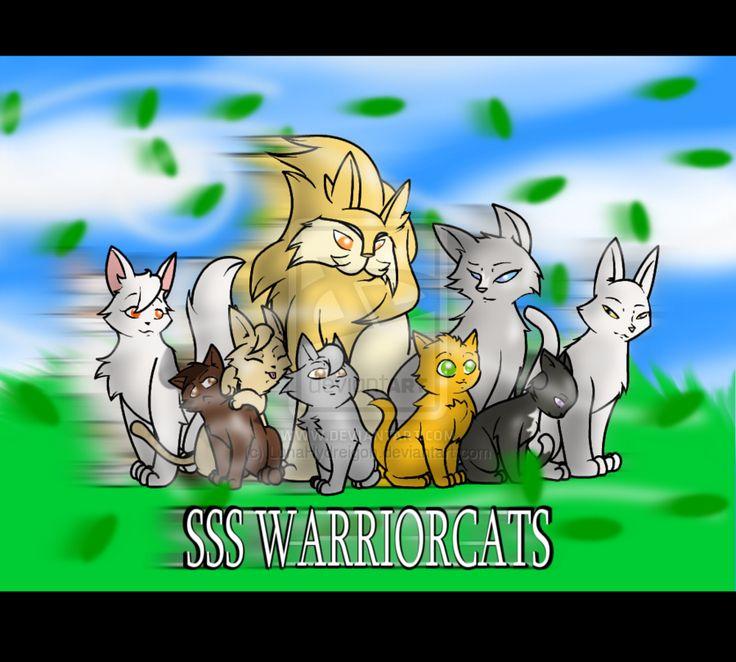 83 Besten Warrior Cats Bilder Auf Pinterest