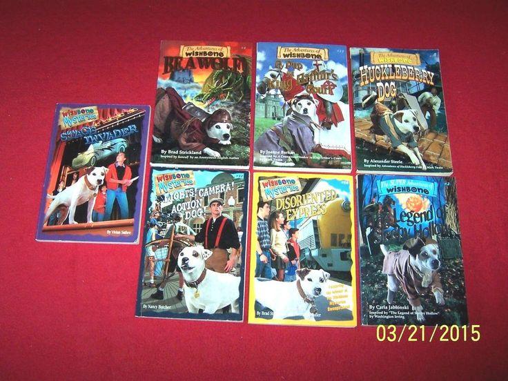 7 wishbone dog booksrl 5ages 812huckleberrywolf
