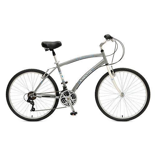 Mantis Premier 726M Comfort Bike, 26 inch Wheels, 18 inch