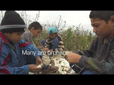 End child labor int the clothing industry - YouTube