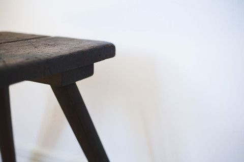 WW II German stool