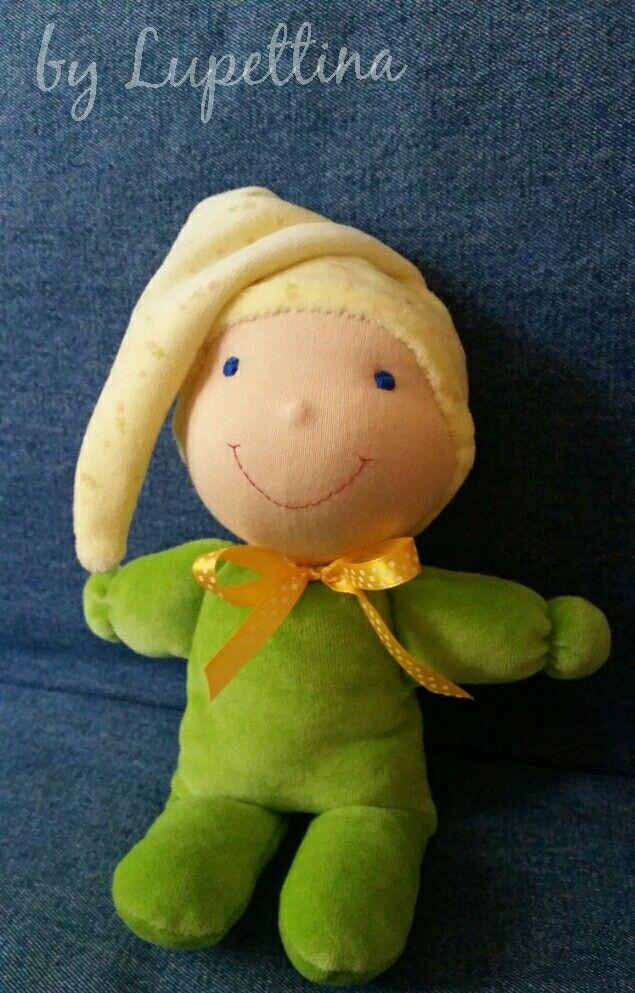 Mini doll by Lupettina