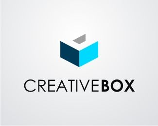 Creative Box Logo design - Just an simple persentation of perspective box and formed an letter C. look simple, modern, young taste. I am willing to customized the brandname according your business name. Price $500.00