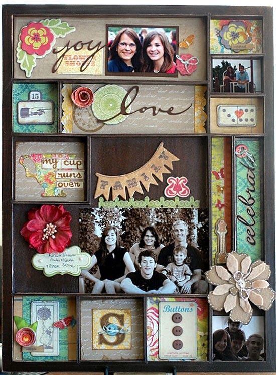 Scrapbooking inspiration (gallery highlights Dec. 6) - Club CK Blog - Club CK - The Online Community and Scrapbook Club from Creating Keepsakes