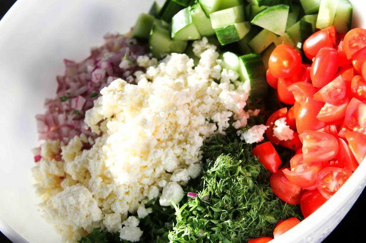 Greek Orzo Salad | Recipes I want to try | Pinterest