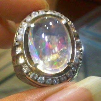 Batu Akik Kalimaya kristal