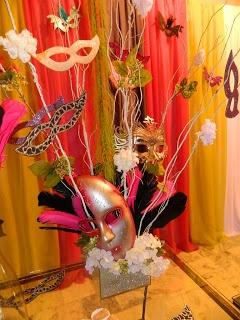 kati & tati decoração e festas: Festa à fantasia