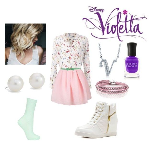 17 Best Images About Tini Et Ses Amis Violetta On