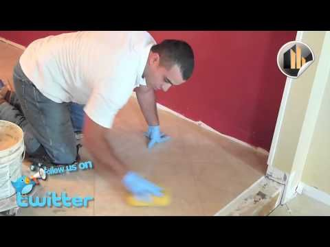 Secrets On How To Apply Grout To Make Your Porcelain Beautiful - YouTube