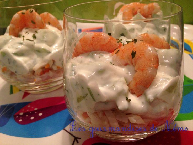 Les 25 meilleures id es de la cat gorie verrine surimi sur for Pinterest cuisine noel