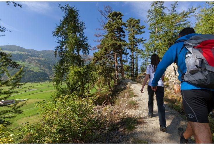 ...Waalwege im Obervinschgau