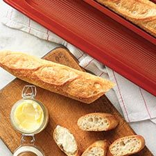 French Bread Recipe Homemade Instant Yeast