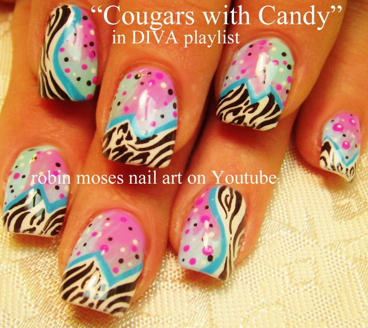 209 best Diva Nail Art Gallery with Full Tutorials images on ...