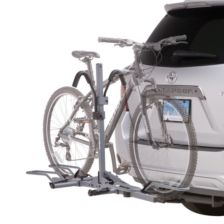 SportRack SR2901 2-Bike Tilting Platform Hitch Rack   from hayneedle.com