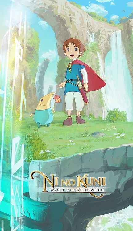 Ni No Kuni: Wrath of the White Witch (PS3 - Release Date January 22)