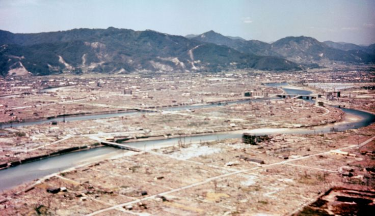 From the ashes – the rebirth of Hiroshima