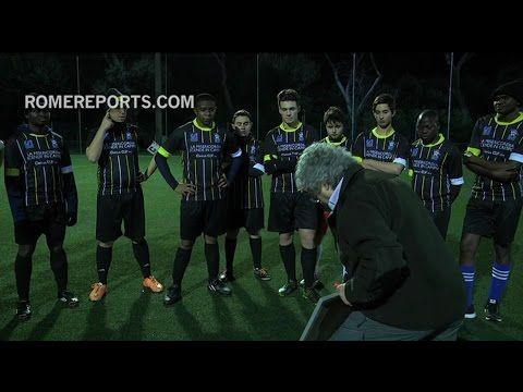 Arranca la Clericus Cup: El mundial de fútbol del Vaticano que enfrenta a sacerdotes y seminaristas - ROME REPORTS