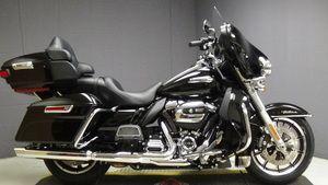 2018 Harley-Davidson® FLHTCU - Electra Glide® Ultra Classic® Big Sky Harley Davidson #harleydavidson2018
