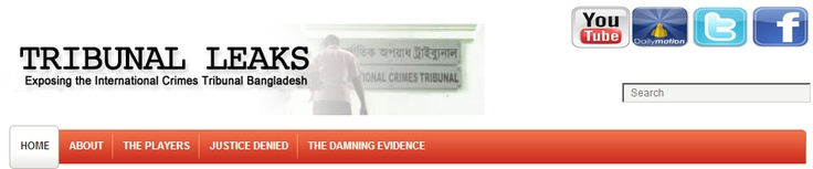 "The name of the Drama is ""Bangladesh International War Crimes Tribunal"". These secret drama was exposed after some Skype conversation by the Judge with an outsider was leaked! The Economist exposed the unfairness and injustice of the trial. Later, Daily Amar Desh, Wall Street Journal and Tribunalleakes.be  followed Economists. You will find the audio conversation on this link: http://www.bdictunveiled.com/bdictunveiled/index.php/documentation/audioconversation"