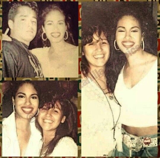 Rare pictures of the Queen Selena