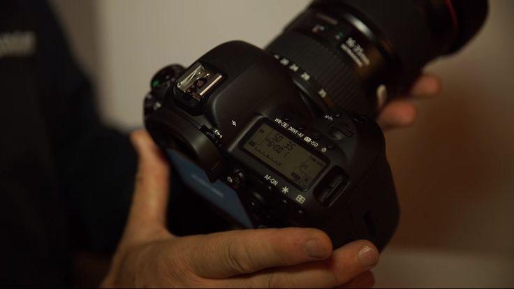 Lansarea noii camere foto Canon 5D Mark 4