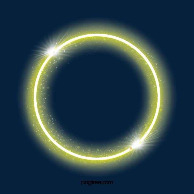 Yellow Geometric Cool Light Effect Border Effect Light Round Magic Effect Round Effect Aura Round Circle Png Transparent Clipart Image And Psd File For Free Poster Background Design Geometric Poster