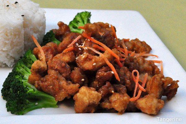 Plumeria - vegetarian food