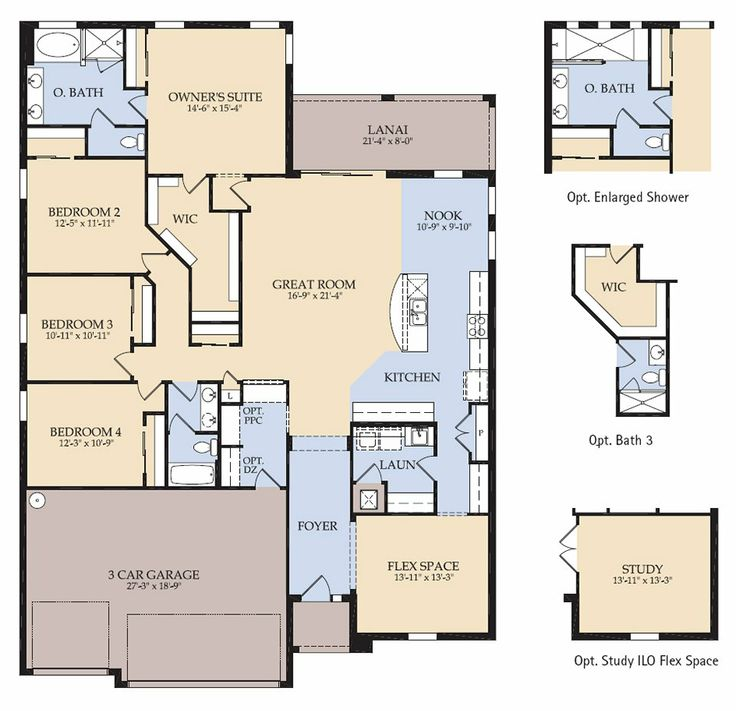 17 best images about homes for sale in lake nona on for Pulte home designs