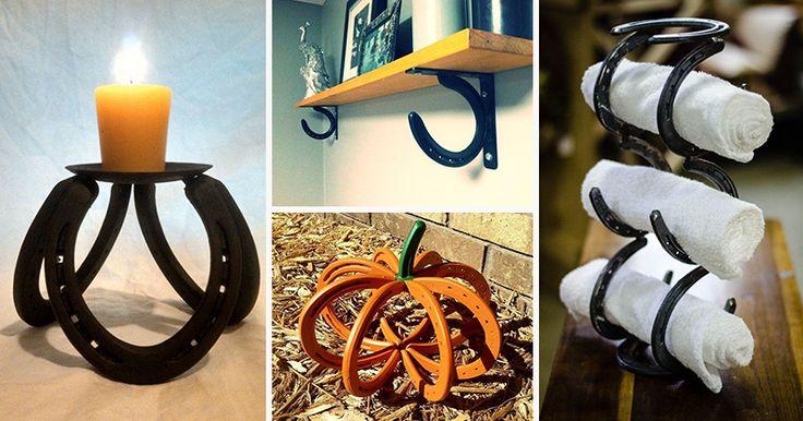 Подкова, замечательная «обувь» для лошади — это не только вещица, которая по поверьям приносит удачу, но и отличный материал для творчества. Изделия из подков могут украсить интерьер загородного дома или послужить необычными и интересными подарками для мужчин. Давайте посмотрим, что можно сделать из старых подков. Интерьерные уличные украшения — осенние: Зимние:…