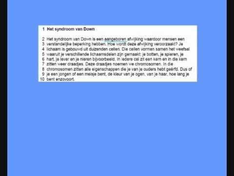 Begrijpend lezen deel 1, groep 8