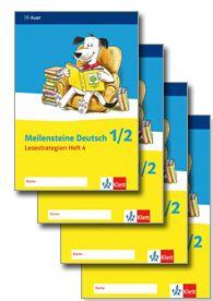 Ernst Klett Verlag - Meilensteine Deutsch 1/2 Lesestrategien - Ausgabe ab 2009 Produktdetails