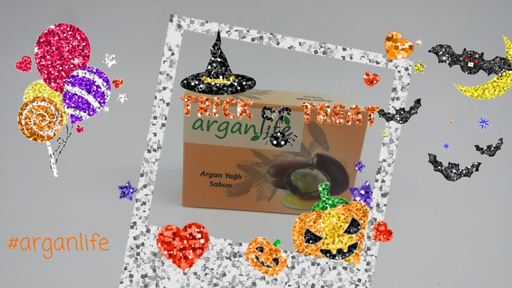 HAPPY HALLOWEEN WITCHES! #halloween2017 #halloweenmakeup #halloweenparty   Remove your makeup with Argan oil soap bar. Naturally and vegan free!  #arganlife #arganlifeproducts