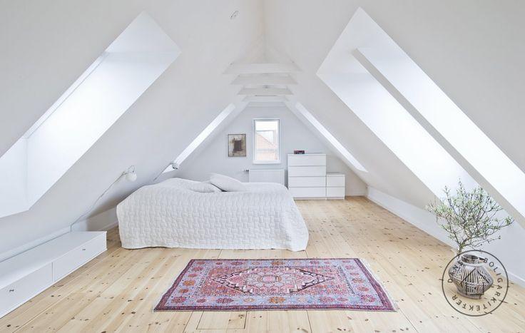 Billedresultat for arkitekt udnyttet loft