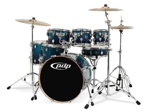 Pacific Drums by DW X7 Shell Pack, Maple, Regal to Royal Sparkle Fade (Cymbals and Hardware Not Included) by Pacific Drums. $999.99. Pacific Drums by DW X7 Maple 7-Piece Lacquer Finish Drum Shell Pack